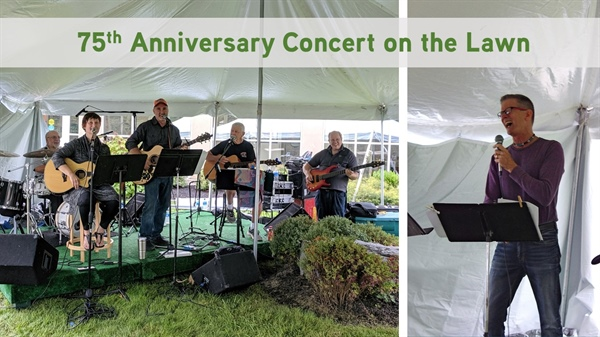 Concert on the Lawn Supports Residents