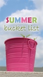 Carpe Diem With a Summer Bucket List