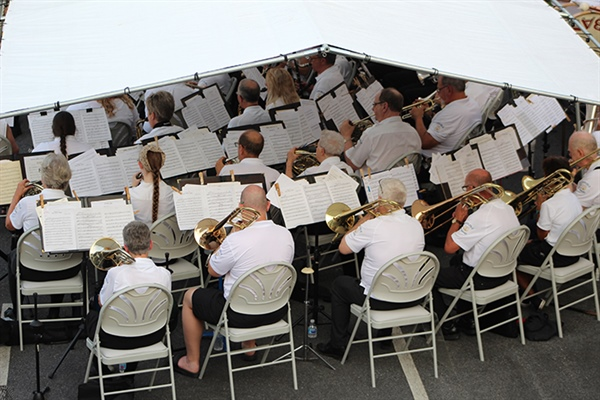 Carlisle Town Band Unites Through Music