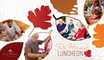 You're Invited: Fall Harvest Luncheon